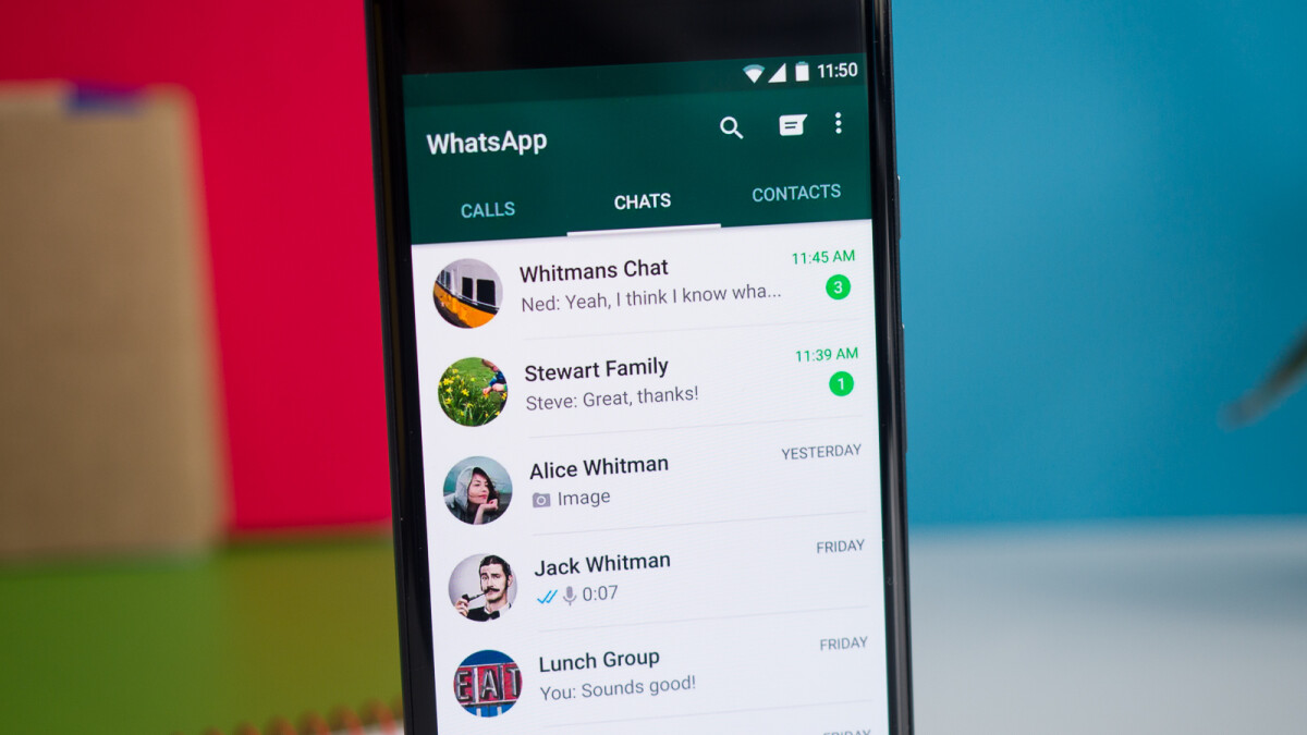 WhatsApp is getting some nifty voice note changes in latest update