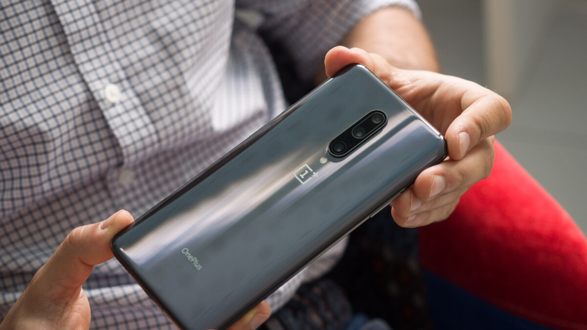 The OnePlus 7 Pro is too big