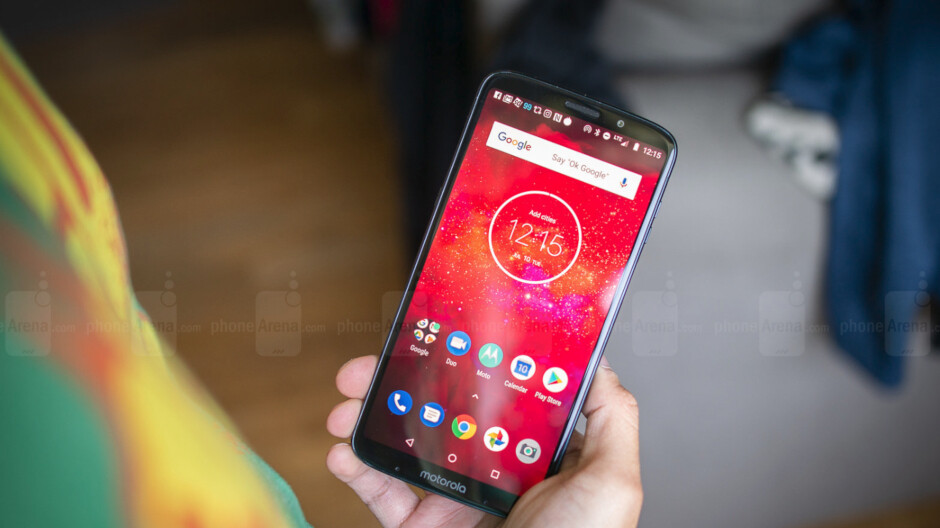 Deal: Moto Z3 Play drops to lowest price on Amazon, Moto Power Pack included for free