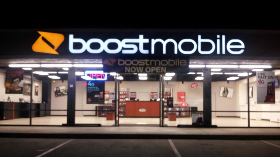Amazon is reportedly interested in buying Boost Mobile
