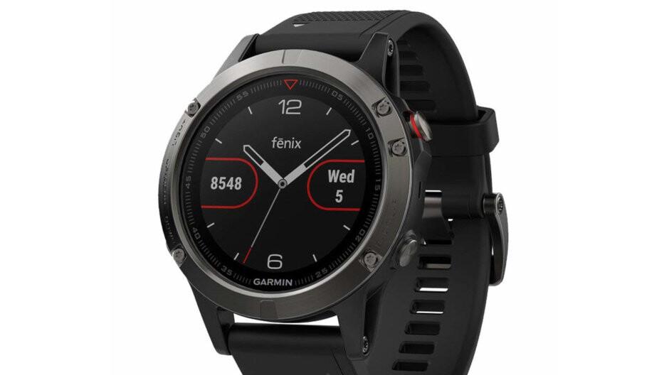 Deal: Grab a Garmin Fenix 5 smartwatch for $150 off on Amazon