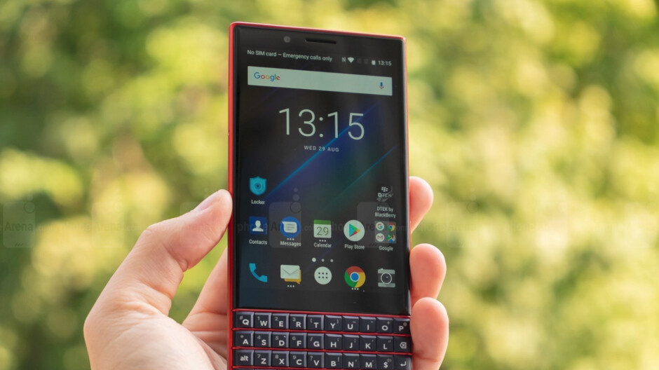 BlackBerry KEY2 LE goes on sale at Verizon for $450 outright