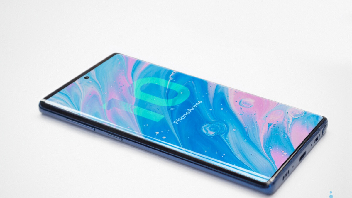 'Radical' Galaxy Note 10 design was scrapped, but don't hold your breath for a headphone jack