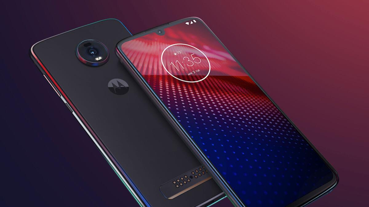 Motorola Moto Z4 gets early price cuts at Best Buy