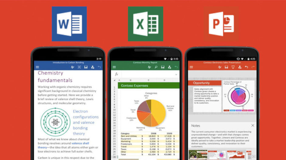 Microsoft to end Office mobile apps support for older Android devices
