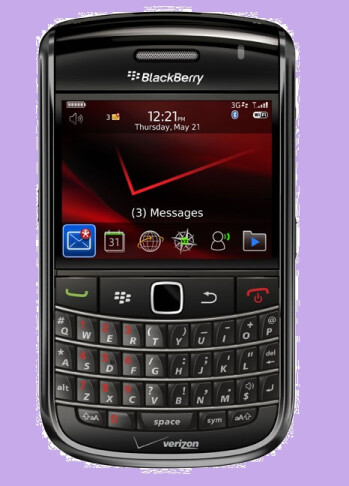 Verizon introduces the BlackBerry Bold 9650