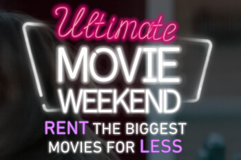 """It's the """"Ultimate Movie Weekend"""" which means rentals start at 99 cents in the Google Play Store"""