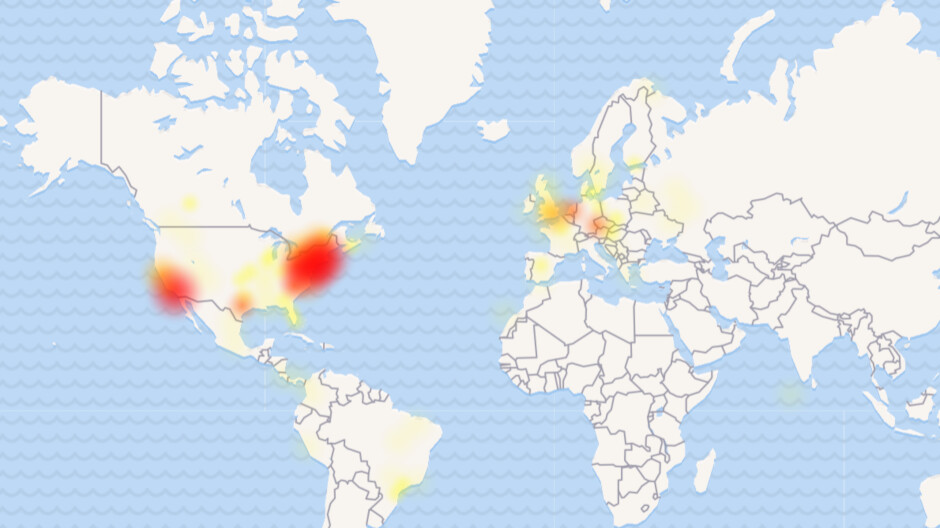 YouTube, Snapchat, other services down Sunday due to eastern U.S. congestion