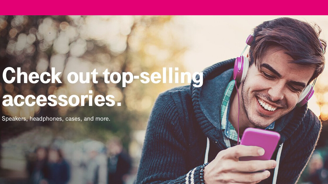 T-Mobile lets you save big on select phone accessories (limited time offer)