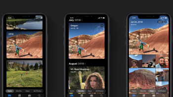 In iOS 13, Apple turns its ugly Photos app duckling into AI swan and video editor