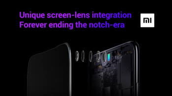 Xiaomi reveals details about its own under-display camera tech
