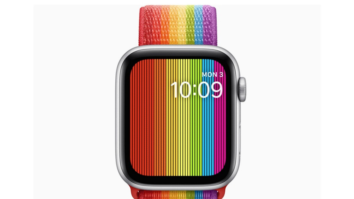 Apple Watch bands in summer colors go official alongside snazzy new iPad and iPhone cases