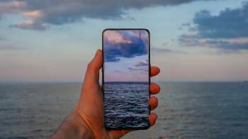 Phones with under-display cameras are not coming this year, and there's a good reason for that