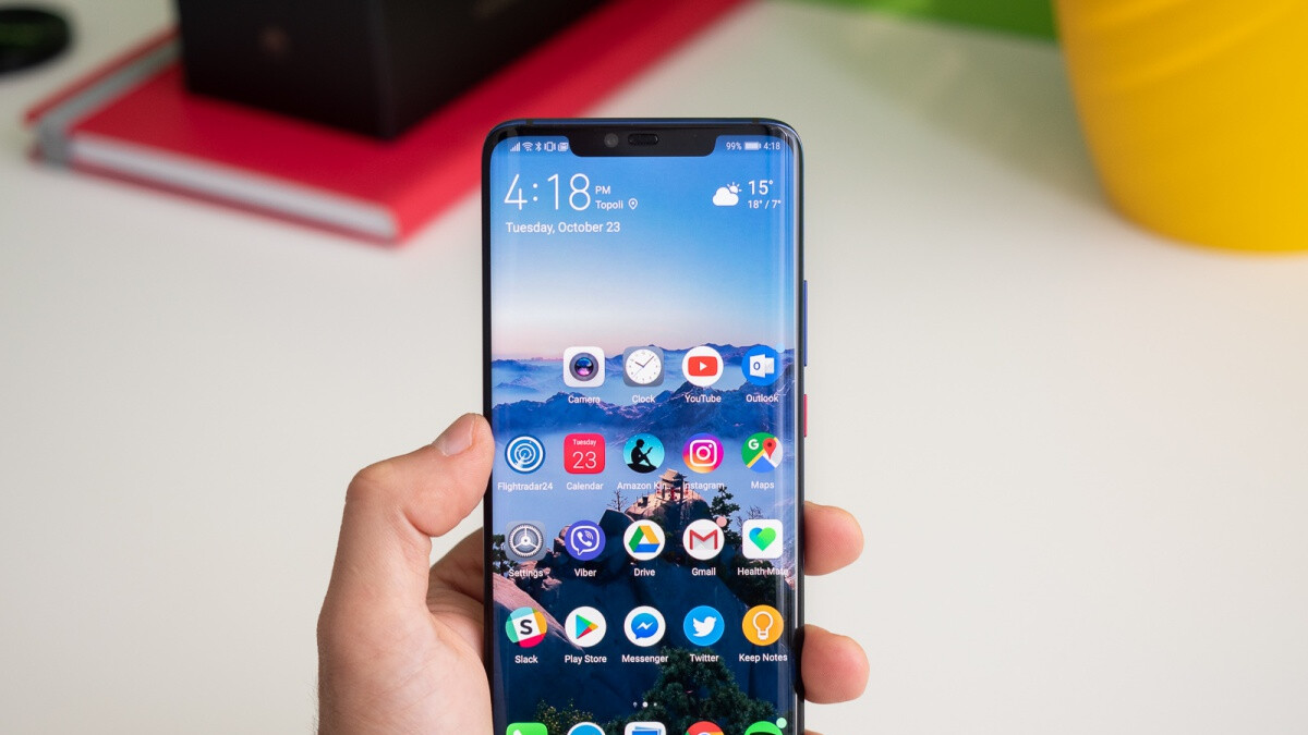 Huawei insists global smartphone production levels are 'normal', at least for the time being