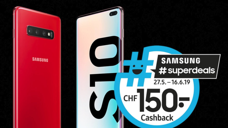 Samsung Galaxy S10 and S10+ in Cardinal Red launched in select countries