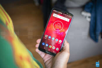 Motorola starts pushing Android 9.0 Pie to the unlocked Moto Z3 Play in the US