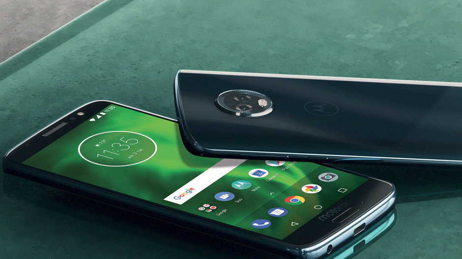 Android 9 0 Pie for Moto G6 goes live at Verizon - PhoneArena