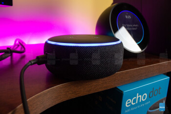 Macy's will let you save a whopping $60 with the purchase of two Amazon Echo Dot units