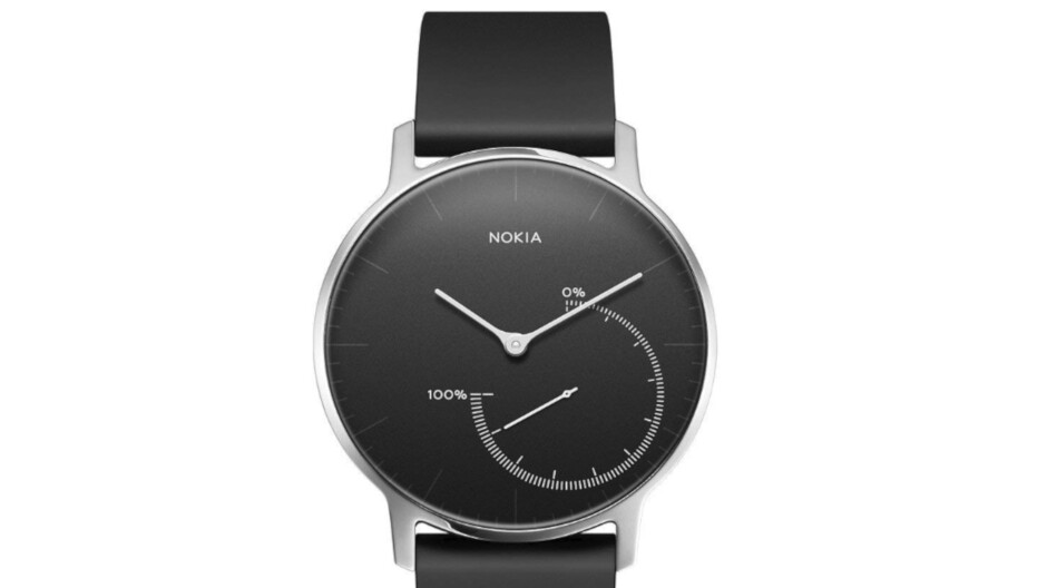 Deal: Grab a Withings Nokia Steel Limited Edition hybrid smartwatch at half price