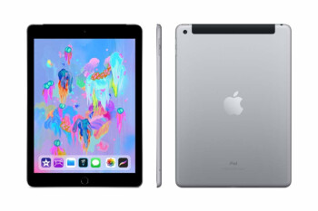 Deal: Amazon offers $100 discount on the 9.7-inch Apple iPad 128GB (Wi-Fi+Cellular)