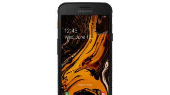 Samsung officially unveils new rugged phone with modern software and archaic design
