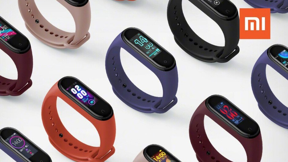 Xiaomi Mi Band 4 launches as colorful sequel to one of the world's most popular wearables