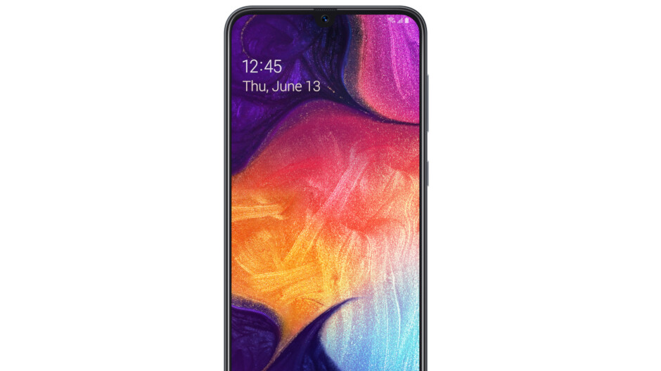 Samsung's well spec'd Galaxy A50 mid-ranger hits Verizon on June 13th