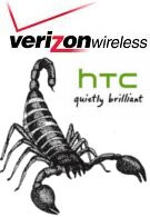 The HTC Scorpion is packing up its bags and headed for Verizon?