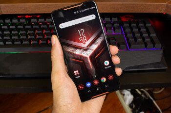 Asus ROG Phone 2 will catch up to Razer Phones with key screen technology upgrade