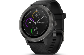 The Garmin Vivoactive 3 smartwatch is an excellent bargain at $175 (brand-new with warranty)