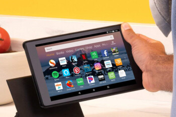 Amazon's great deal on a Fire HD 8 bundle includes accessory that makes it a smart display