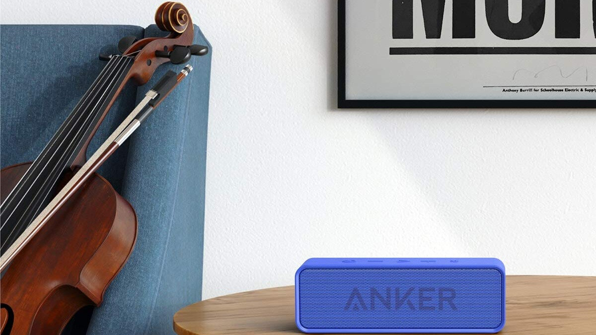 Need an ultra-affordable portable Bluetooth speaker? The Anker SoundCore is only $14.99