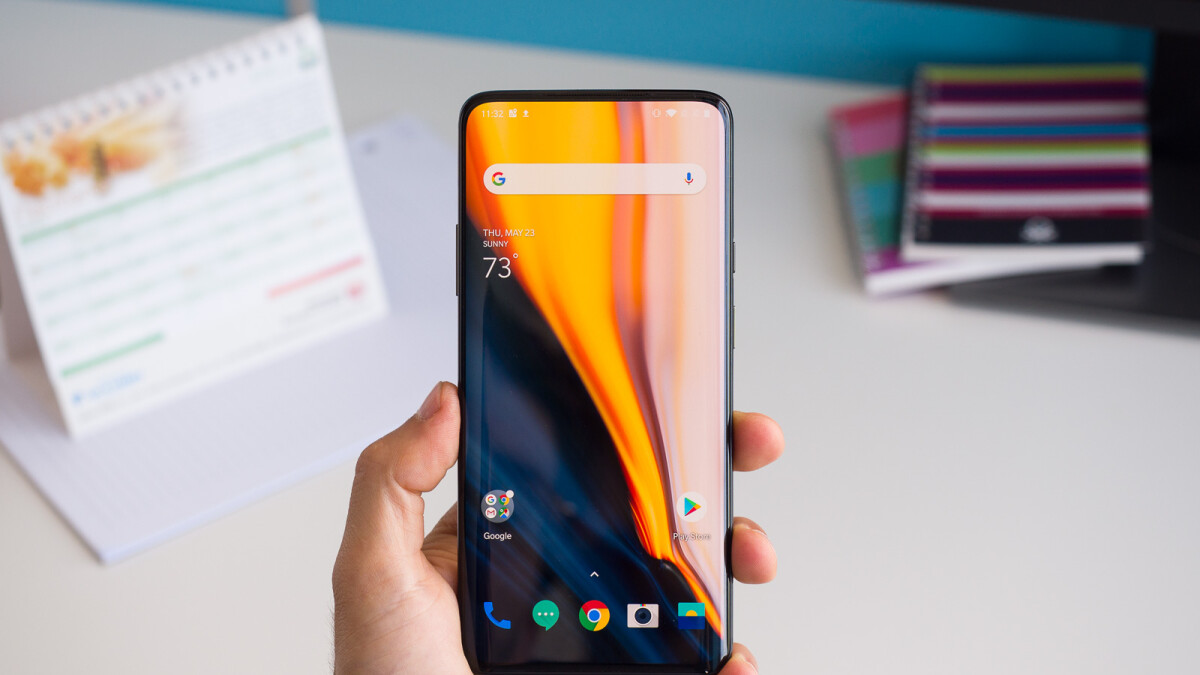 Is the OnePlus 7 Pro display hurting your eyes? You're not