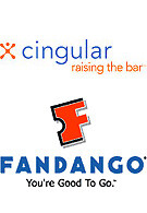Cingular and Fandango partner to offer mobile movie ticketing service