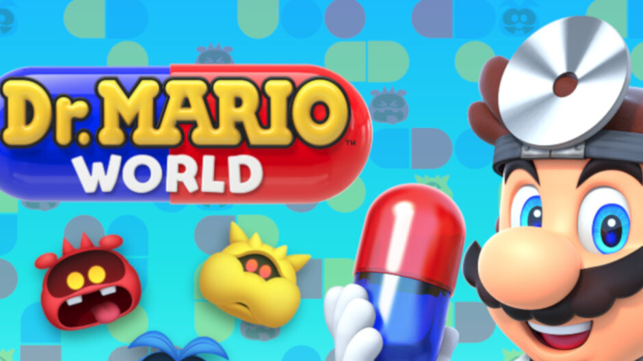Nintendo's Dr. Mario World coming to Android and iOS in July