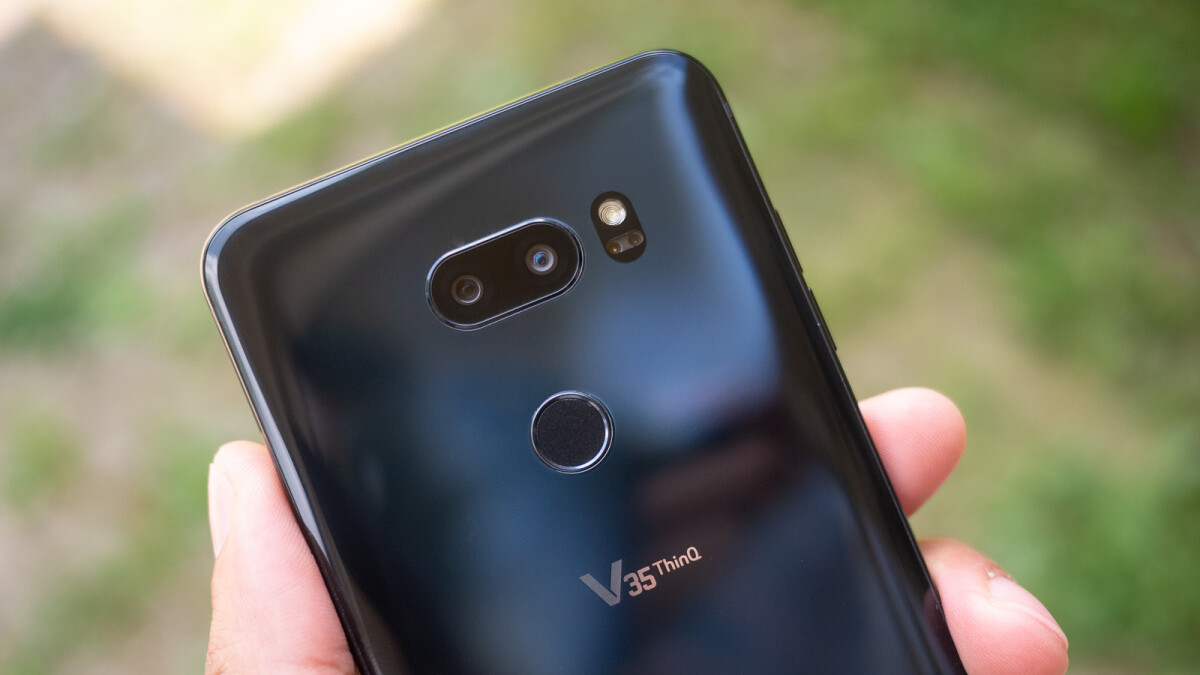 AT&T rolling out Android 9 0 Pie update to the LG V35 ThinQ - PhoneArena