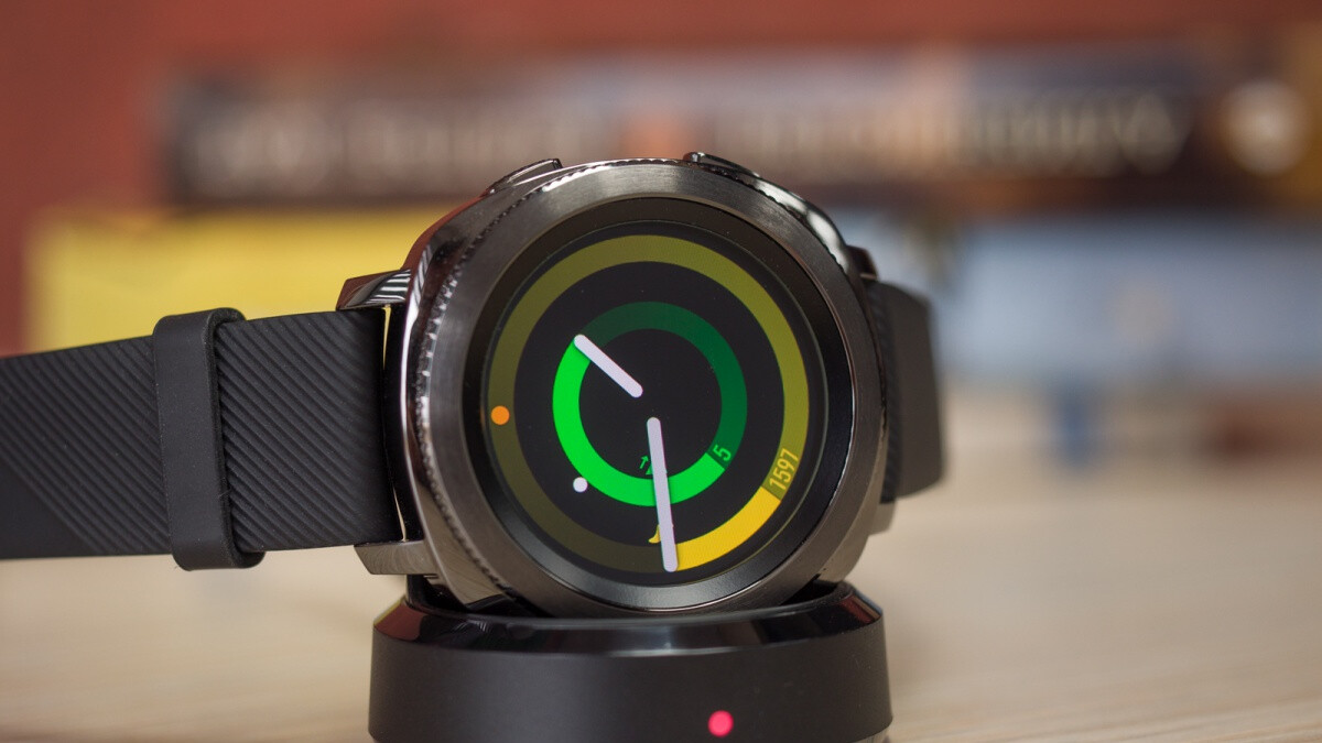 The excellent Samsung Gear Sport is on sale at an unbelievable $110 after $170 discount