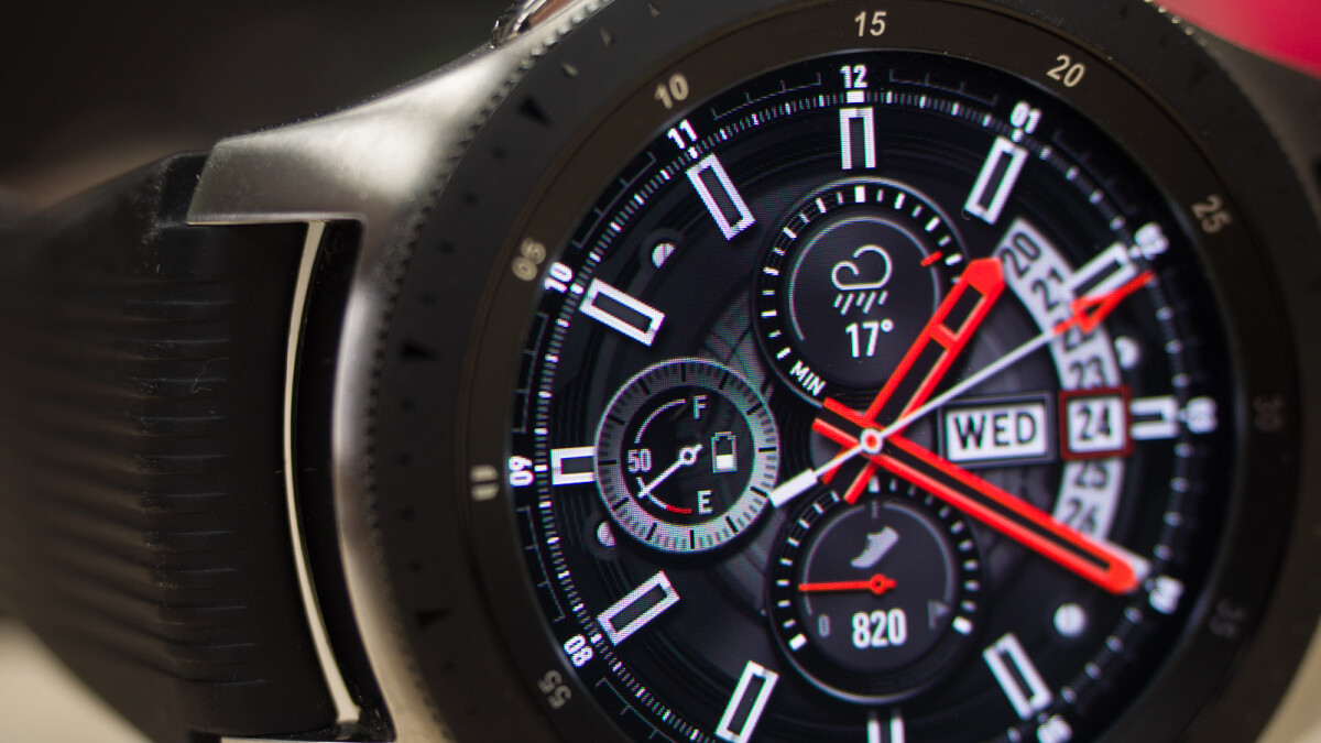 Samsung Galaxy Watch 2 is in the works under the codename