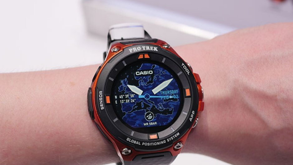 This typically pricey Casio smartwatch is on sale at 50 percent off in limited numbers (brand new)
