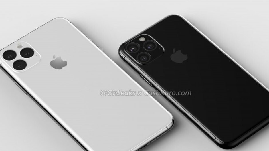 Case renders for Apple iPhone 11 Max show that Apple might have made an important decision