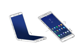 """Samsung may take on the bendy Motorola RAZR with a compact 6.7"""" Galaxy Fold 2"""