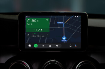 Android Auto is getting a redesigned interface and Dark Mode