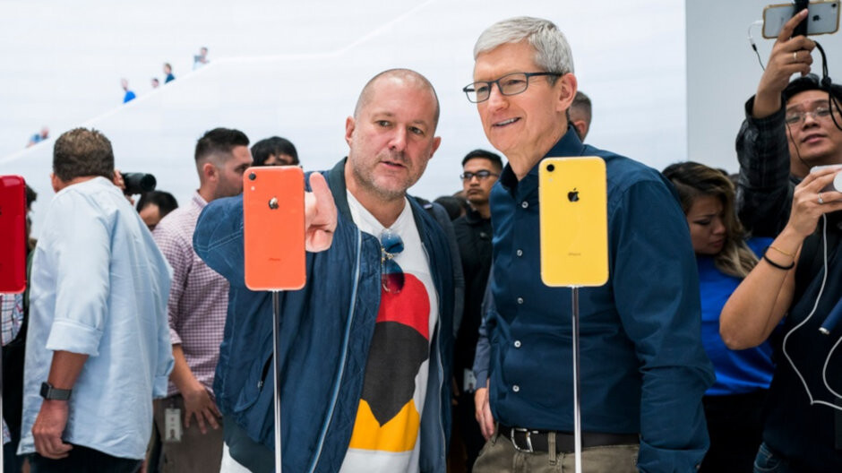 Jony Ive is leaving Apple
