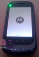 Picture of the new Motorola Android phone for MetroPCS makes the rounds