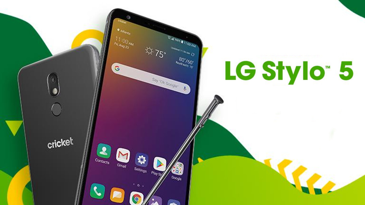 LG Stylo 5 officially launches in US, but only on one carrier for