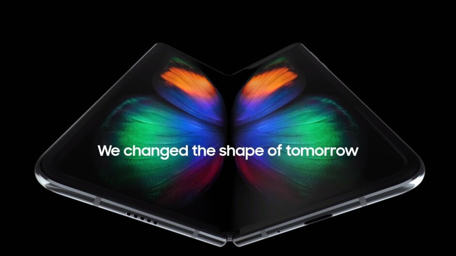 Samsung executive describes his feelings about the Galaxy Fold launch in one word