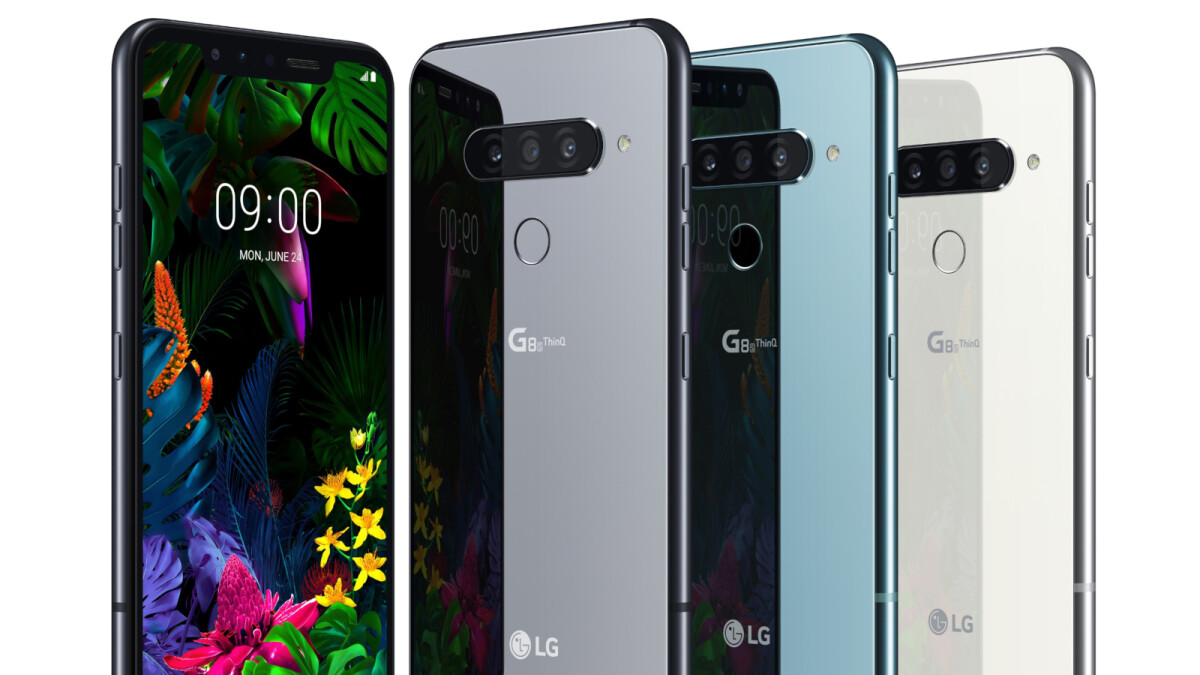 LG launches the G8S ThinQ, a more affordable version of its flagship