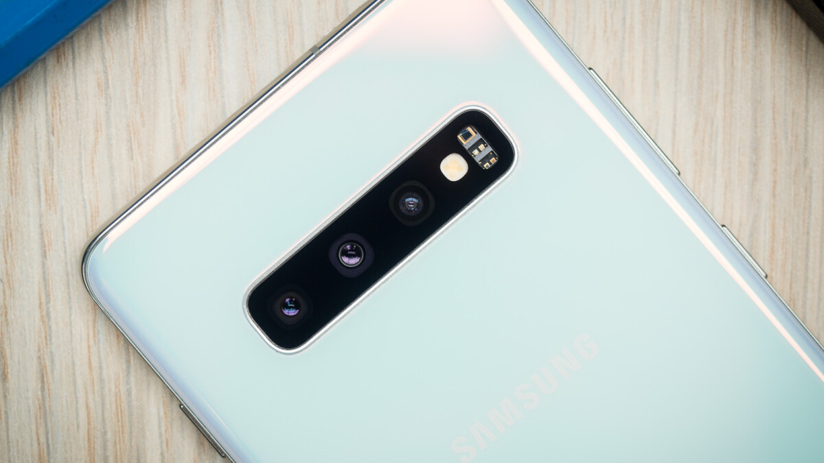 AT&T's Samsung Galaxy S10+ is getting a new dedicated camera night mode