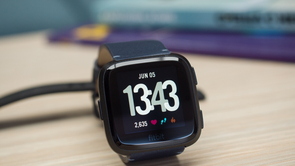 Fitbit Versa smartwatch drops to around $135 after $65 discount in limited-time eBay deal