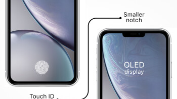 An iPhone with an in-display fingerprint scanner may be coming... exclusively to China